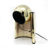 Vintage Brass Eyeball Table Lamp