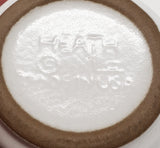 White Heath Ceramics Ashtray