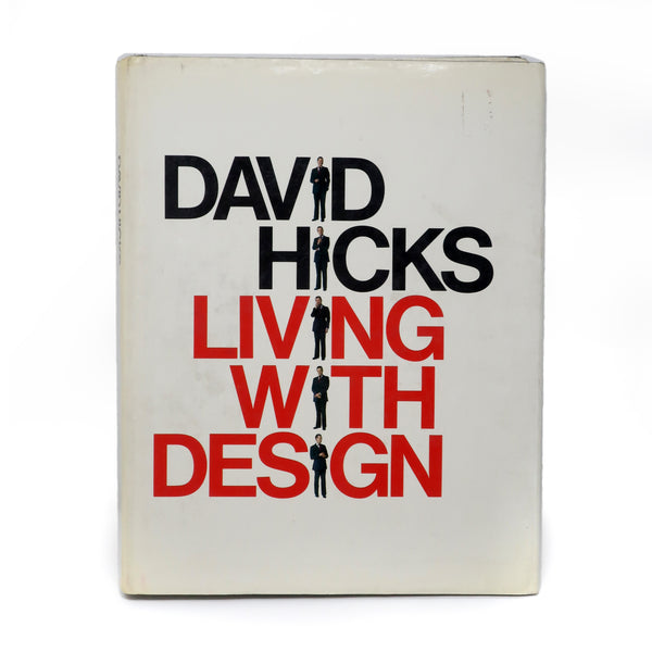 "David Hicks ""Living With Design"" Book"
