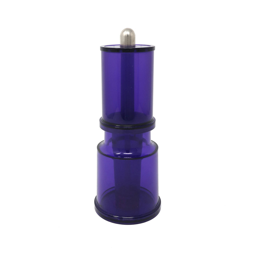 Purple Salt & Pepper Grinder by Gunnar Cyren for Dansk