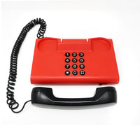 Red GNT Automatica F78 Telephone (1978)