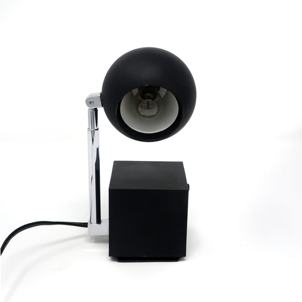 Black Lytegem Desk Lamp by Michael Lax for Lightolier