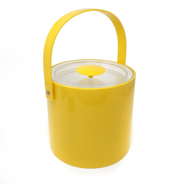 Yellow Georges Briard Ice Bucket