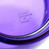 Four Purple Dansk Salad Bowls by Gunnar Cyren