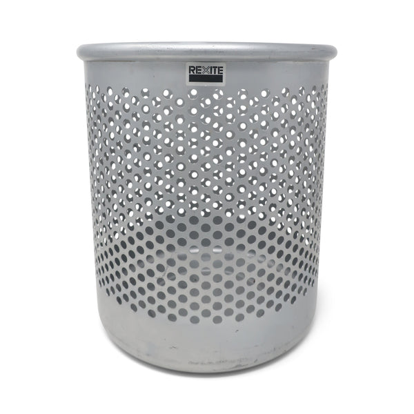 Silver Cribbio 1000 Trash by Barbieri & Marianelli for Rexite