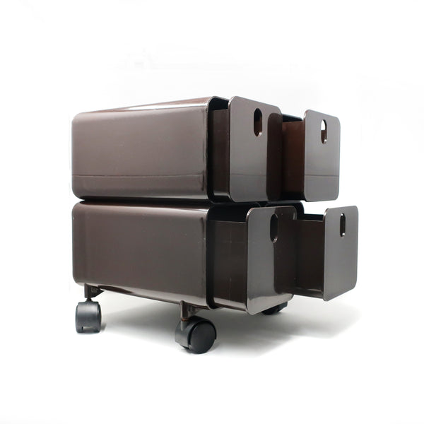 Italian 4 Drawer Storage by G. Coslin for Collezioni Longato, Italy