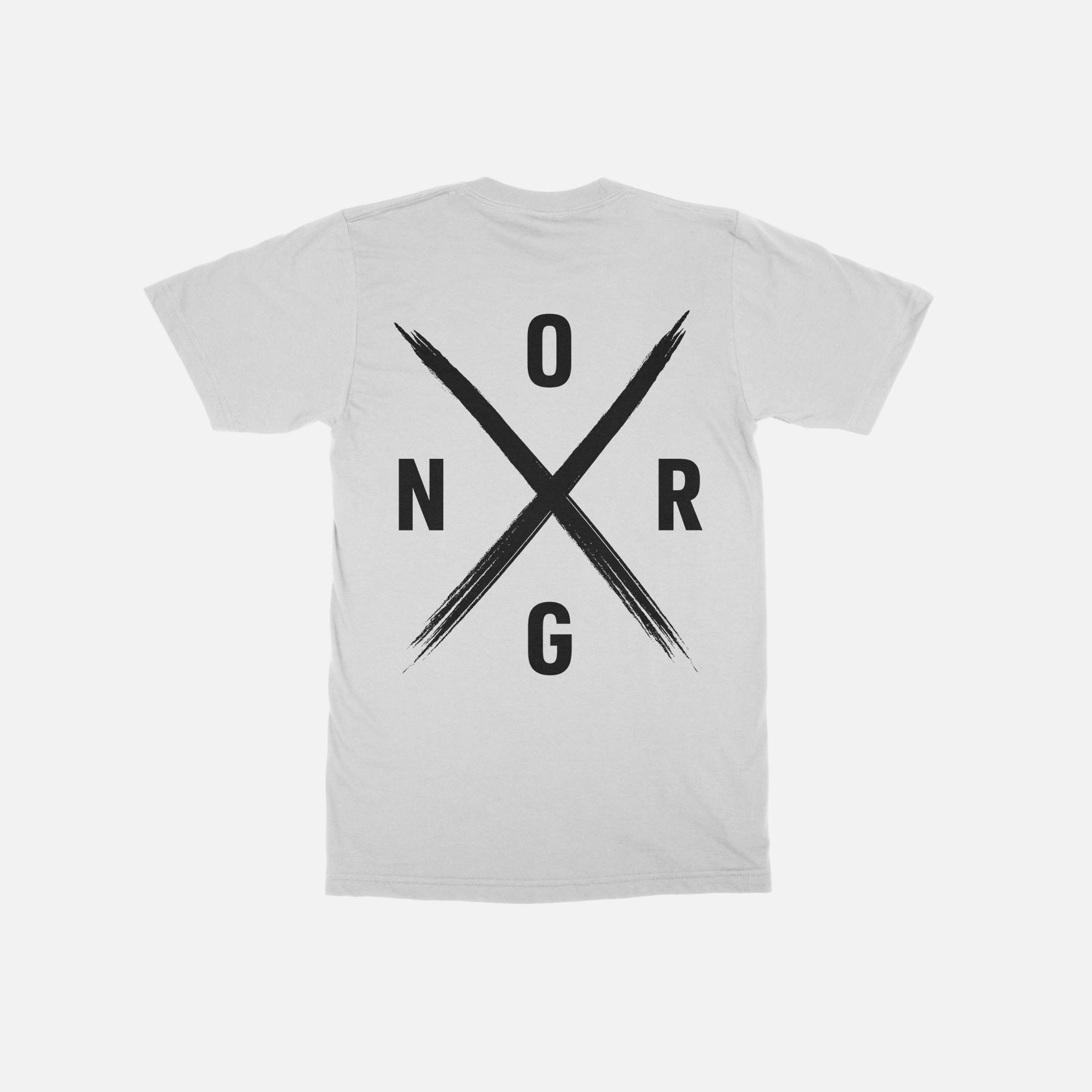 ORGNX Simple X T-Shirt White
