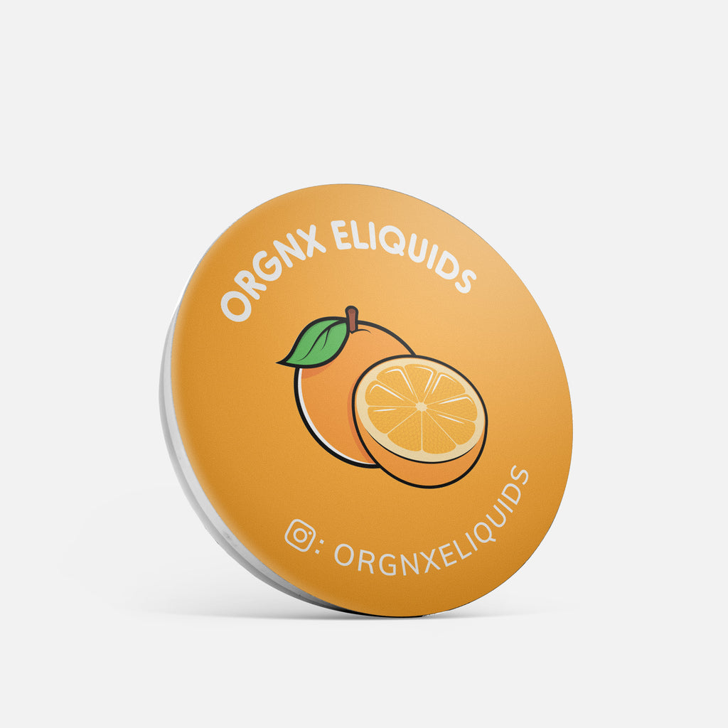 Orange Pop Socket