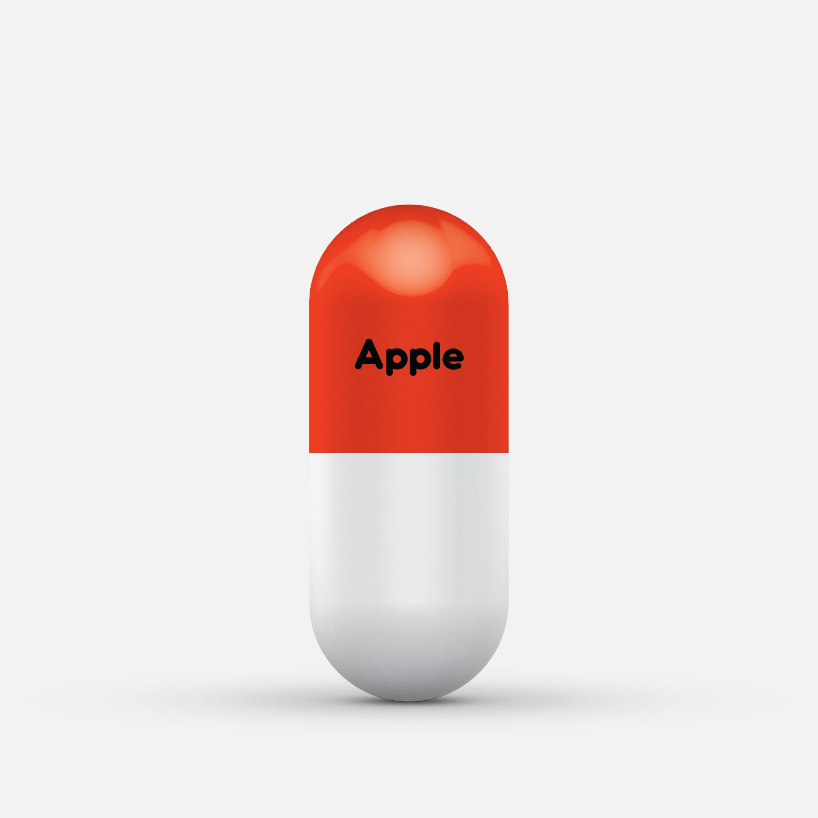 Apple Pen Pill by ORGNX Eliquids Back