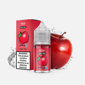 ORGNX Eliquids Apple Ice Salt Nic