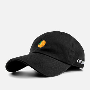 ORGNX Eliquids Peach Dad Hat Side