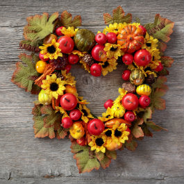 Decorate with the Fruits of Autumn
