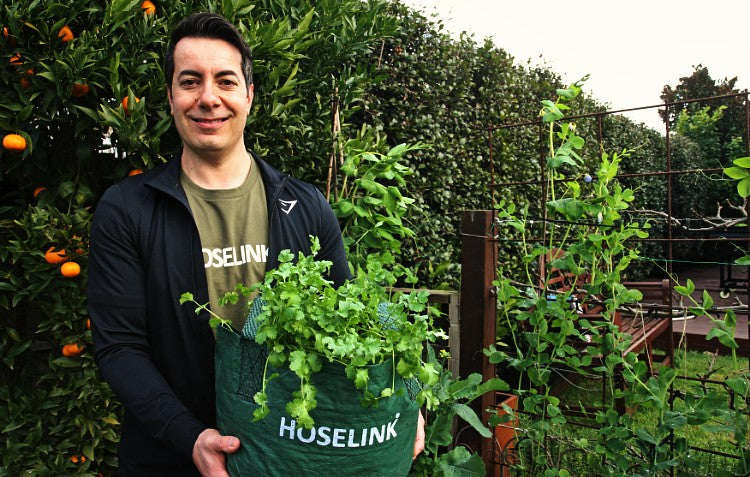 How to Garden with Hoselink Heavy Duty Planter Bags