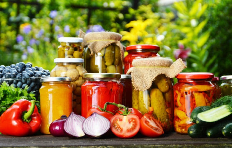 How to Dry, Pickle & Preserve Food