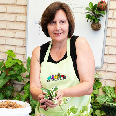 Mindfulness and Gardening with The Veggie Lady