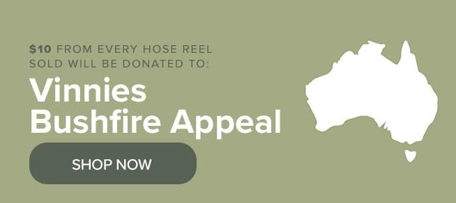 Vinnies Bush Fire Appeal