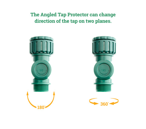 Angled Tap Protector