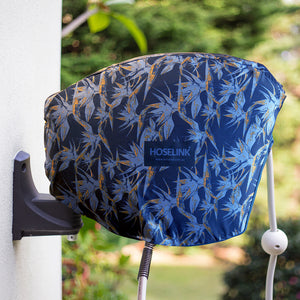 Hose Reel Cover - Birds of Paradise