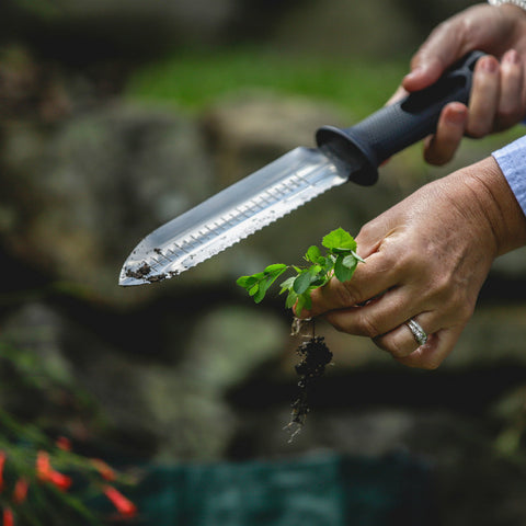 Stainless Steel Multipurpose Garden Knife