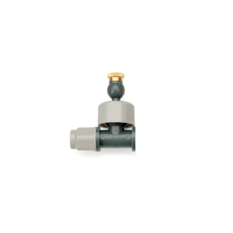 Misting System Stop Mist Valve - Adjustable Head
