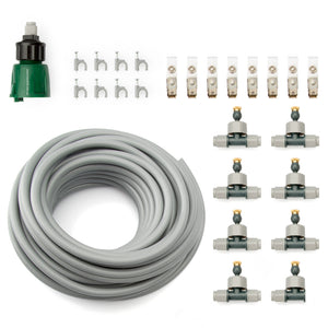 15m Misting Kit with Directional Heads