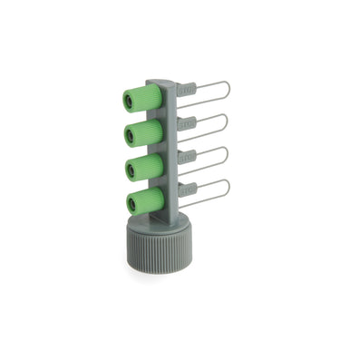 Mini Sprinkler Kit: 4 Way Outlet