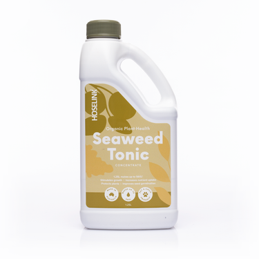 Organic Plant-Health Seaweed Tonic Concentrate