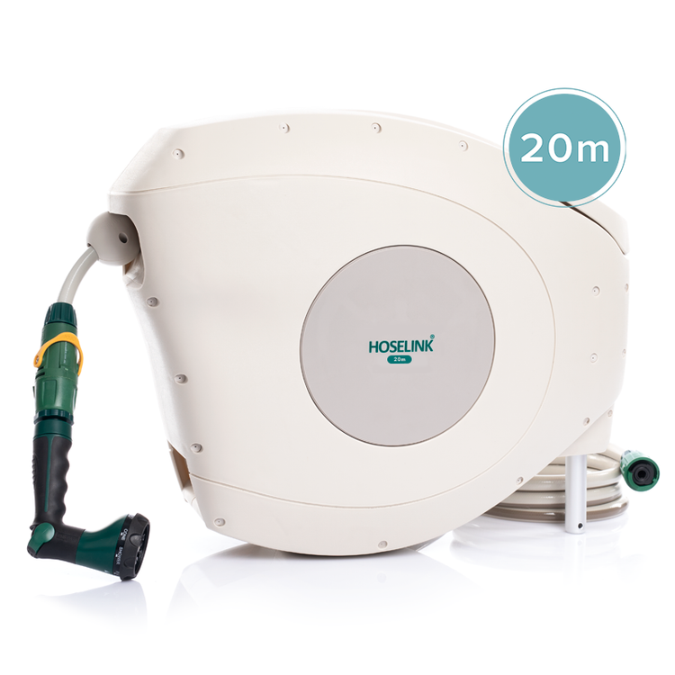 20m Retractable Hose Reel