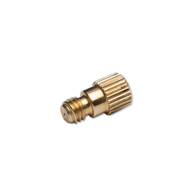 Replacement Brass Pin Flow Reducer for Fertiliser Spray Mixer