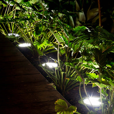 In-ground Solar Deck Light 2LED