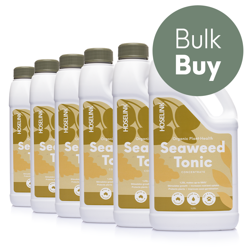 Plant Health Seaweed Tonic Concentrate - 6 Pack