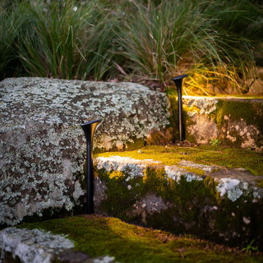 Solar Garden Path Light with Motion Sensor 1LED - 2 Pack