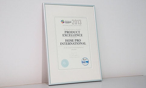 2013 Australian Business Award for Product Excellence Logo