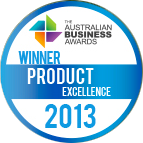 Product Excellence Award 2013