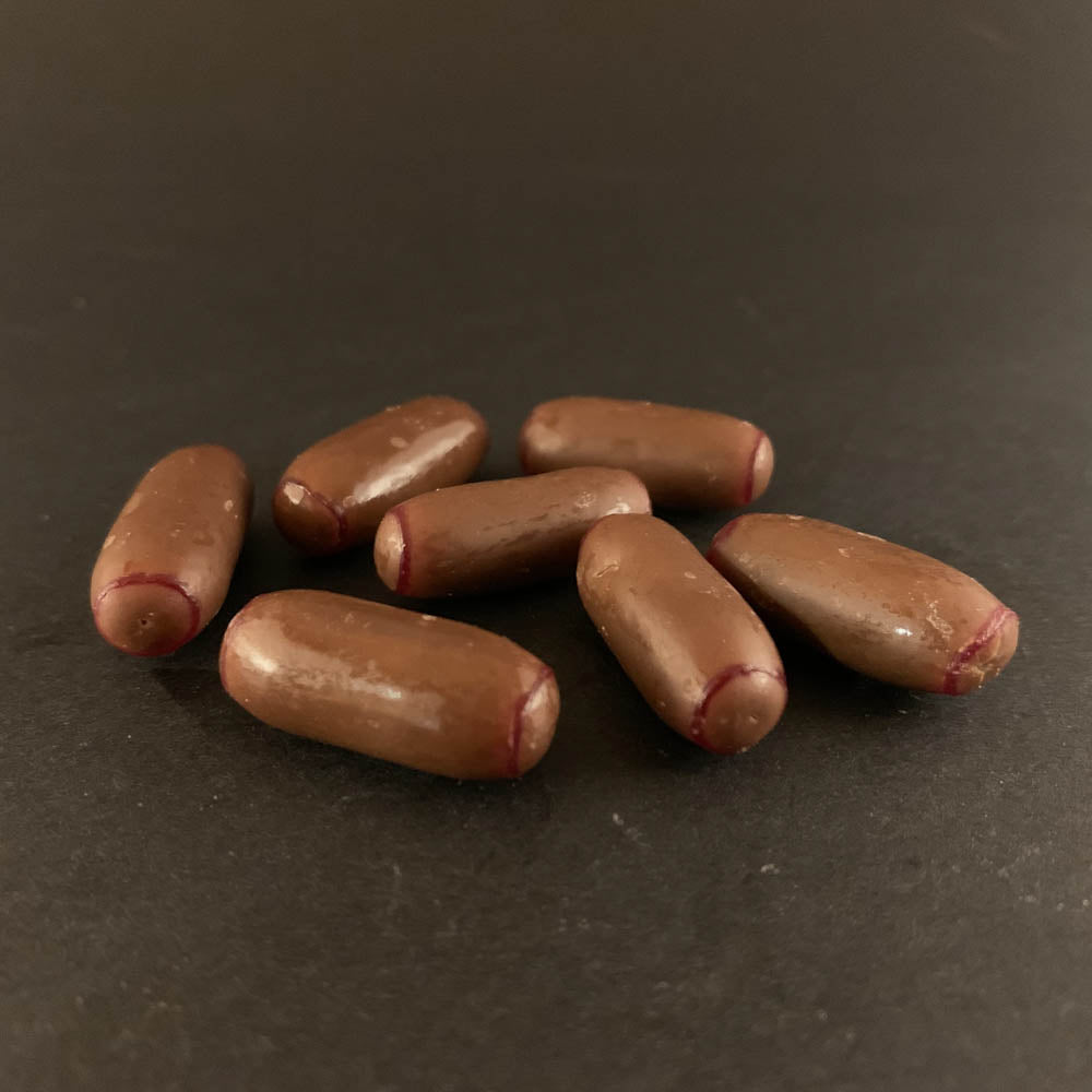 Bullets - Milk Chocolate Raspberry