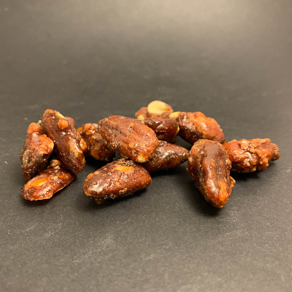 Glazed Almonds