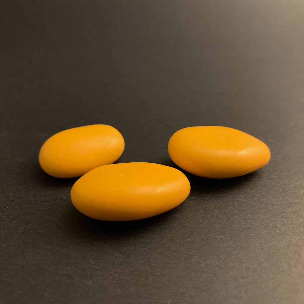 Sugared Almonds - Orange