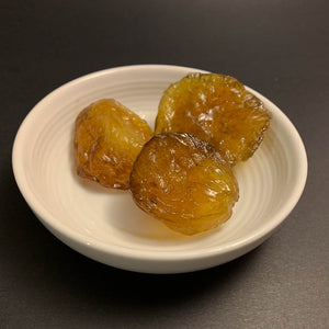 Glace Figs