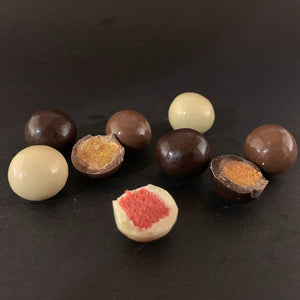 Triple Choc Fruit Trio