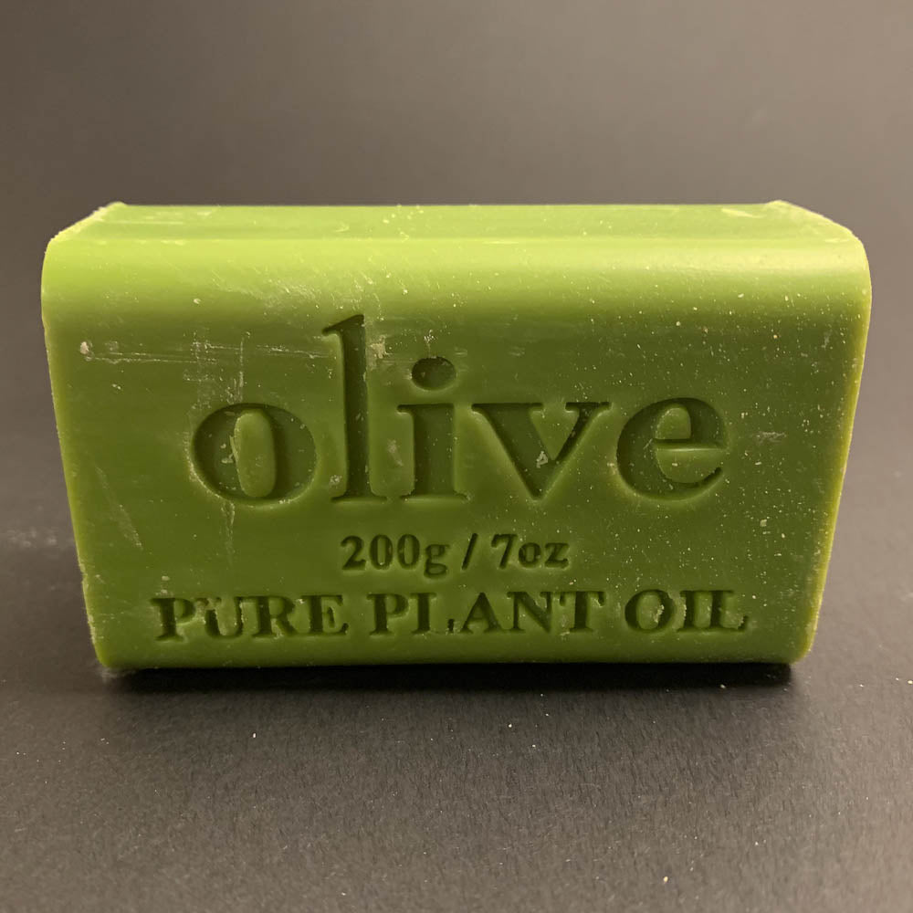 200g Pure Natural Plant Oil Soap - Olive