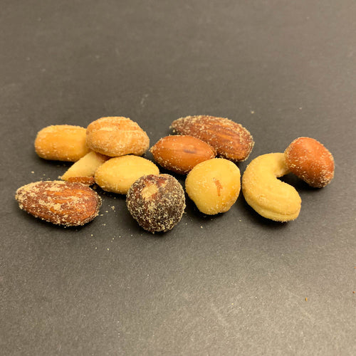 Mixed Nuts - Smoked