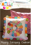 Melly & Me - Happy Scrappy Cushion