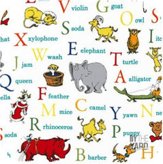 Dr Seuss ABC - Alphabet Multi