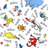 Dr Seuss - Seuss Tossed Characters