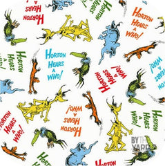 Dr Seuss Horton Hears A Who - Characters