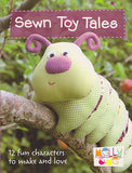 Melly & Me - Sewn Toy Tales book