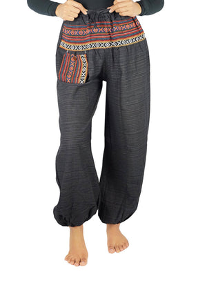 Cotton Women Tribal Boho Pants Hippie Pants