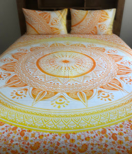 Sunflower - Queen Doona Cover Set