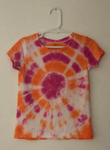 Sunshine Swirl - Girls T-Shirt