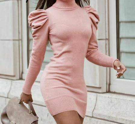 Vestido On wednesday we wear pink